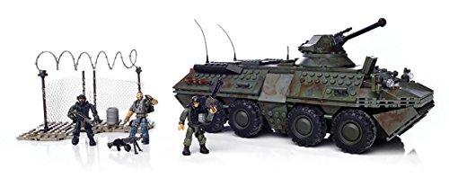 Mattel Mega Bloks CNG87 - Call Of Duty - Combat Vehicle Attack