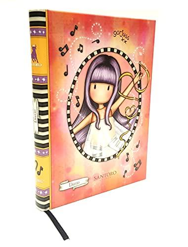 Tagebuch kompatibel mit Gorjuss London Santoro Mädchen Ballerina F.to...
