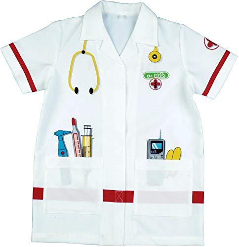 Theo Klein 4614 Arztkittel I Hochwertiges Kostüm I...