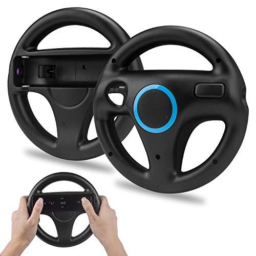 TechKen 2 STK Racing Lenkrad Wheel für Wii...