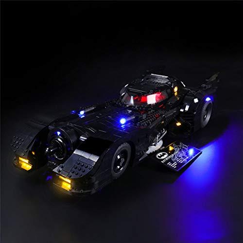 Sugeren LED-Beleuchtungsset für LEGO DC Super Heroes 1989 Batmans...