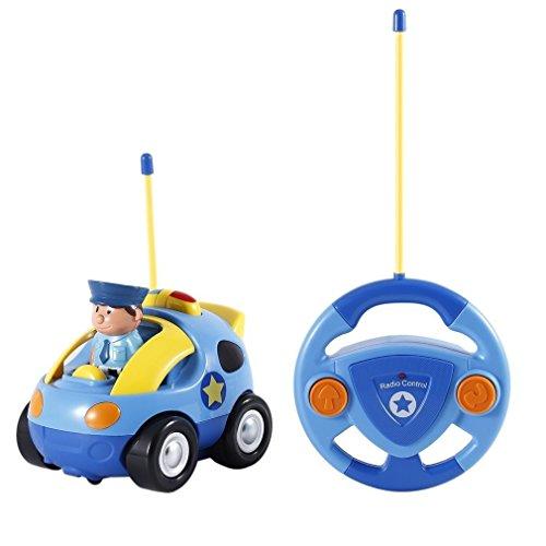 Brigamo ✋ Ferngesteuertes Auto Polizeiauto Kleinkinder Rennauto...