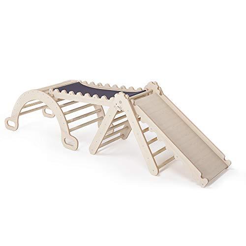 MAMOI Triangle Gym Dreieck v.2 für Kinder Modernes   Klettergerüst...