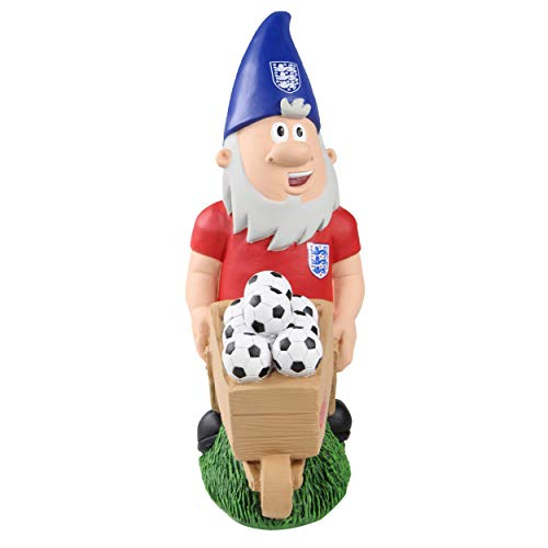 Forever Collectibles UK EPL England FA Schubkarre, Gartenzwerg, 26,7...