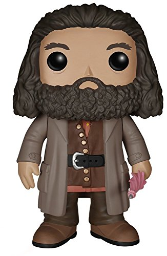 Funko 5864 No Actionfigur Harry Potter: Rubeus Hagrid,...