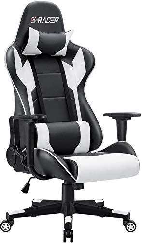 Homall Gaming Stuhl Racing Computerstuhl Ergonomischer...