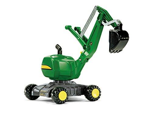 Rolly toys 421022 - rollyDigger John Deere voll funktionstüchtiger... *