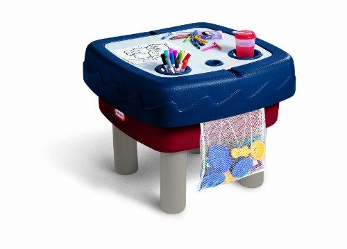 Little Tikes - Easy Store Sand- und Wassertisch - Spielset für...