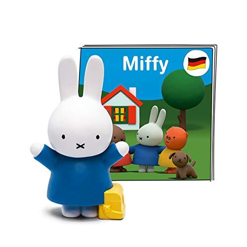 tonies Hörfigur für Toniebox, Miffy, Hörspiel mit 10 kleinen und...