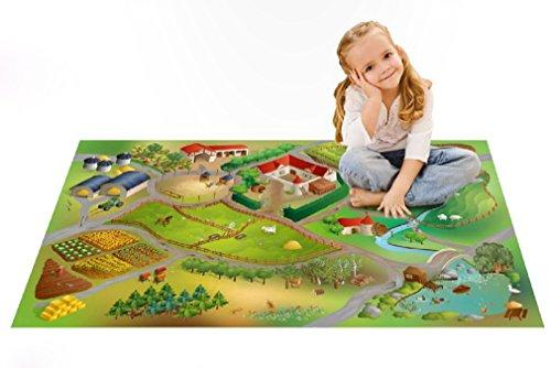 Spielteppich - Farm Connect/Grip 100x150cm