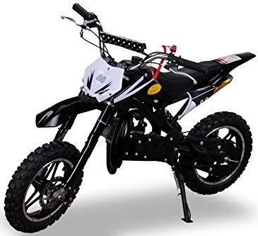Kinder Mini Crossbike Delta 49 cc 2-takt Dirt Bike Dirtbike Pocket...