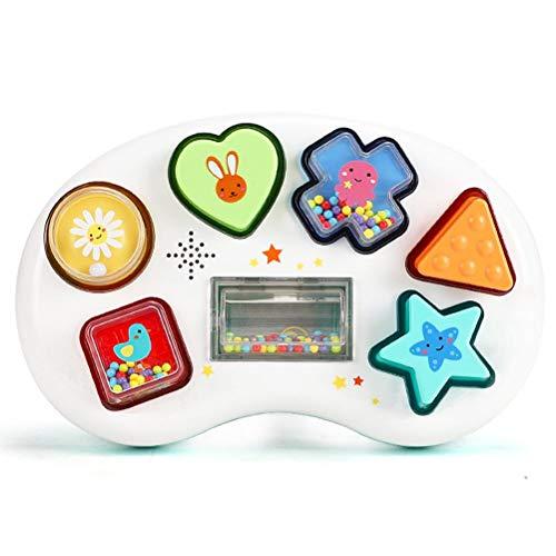 Eksesor Baby Musikspielzeug, Kinder Lernen Musik Form Spielzeug mit...