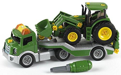 Theo Klein 3908 - BAU- und Konstruktionsspielzeug -...