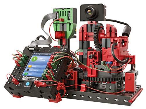 fischertechnik 544624 Roboter TXT Bausatz für Kinder zum selbst...