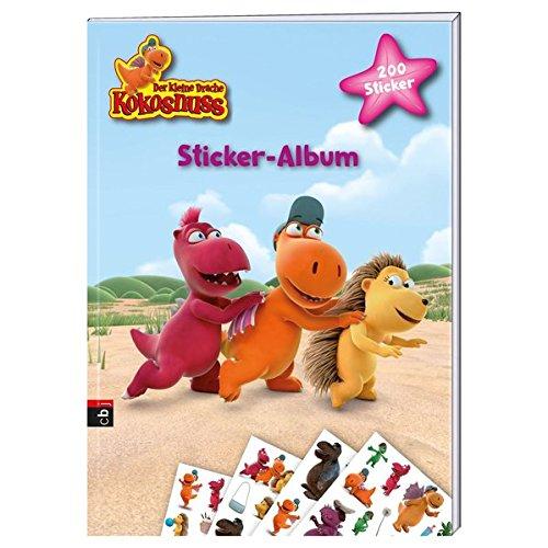Der kleine Drache Kokosnuss - Stickeralbum