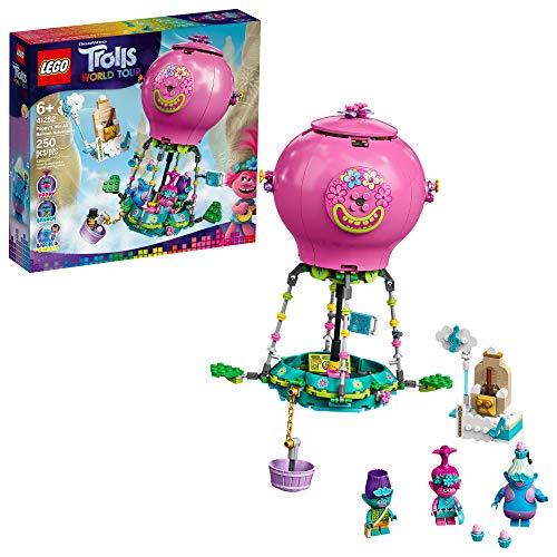 LEGO Trolls World Tour 41252 - Poppys Heißluftballon (250 Teile)
