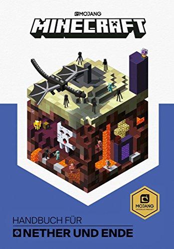 Minecraft, Handbuch für Nether und Ende