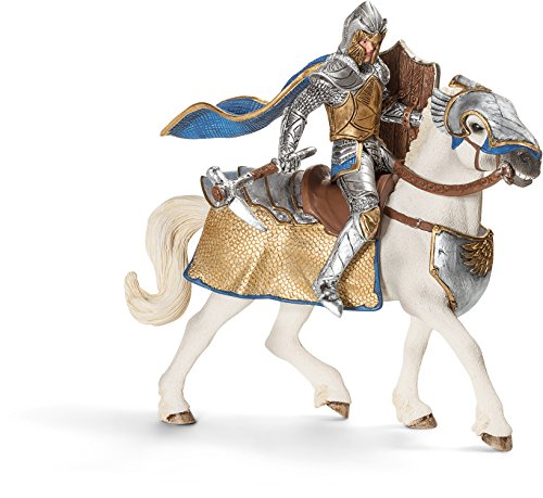 Schleich 70108 - Greifenritter zu Pferd