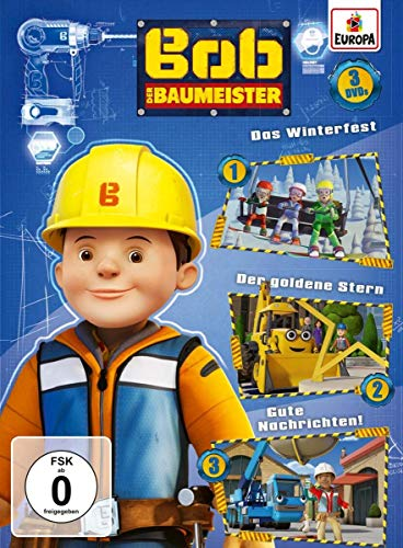 Bob, der Baumeister - Box 03 (Folgen 7, 8, 9)
