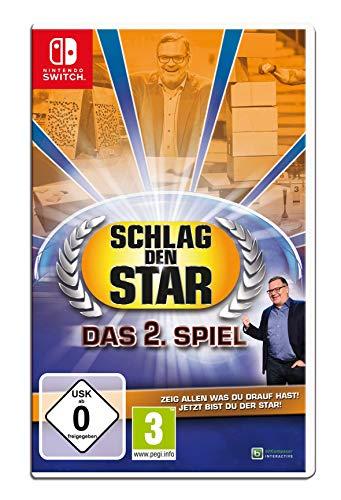 Schlag den Star - Das 2. Spiel - [Nintendo Switch]
