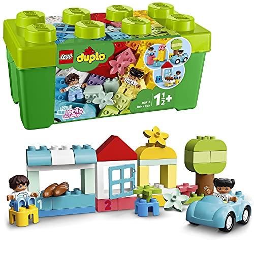 LEGO 10913 DUPLO Classic Steinebox, Bauset mit Aufbewahrungsbox, erste...