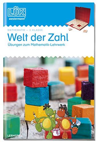 LÜK-Übungshefte: LÜK: 2. Klasse - Mathematik: Welt der Zahl - Übungen angelehnt an das Lehrwerk:...