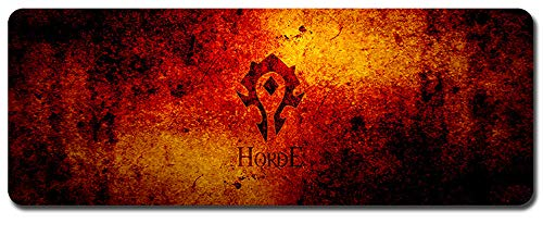Mauspad,World of Warcraft WOW Mauspad,Professionelle Gaming mouse pad,...