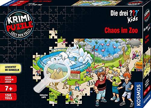 Kosmos 697990 - Krimi Puzzle: Die drei ??? Kids - Chaos...