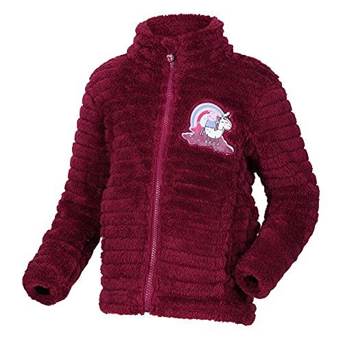 Regatta Unisex Peppa Full Zip Fleece Pullover, Himbestrahlung, 6...