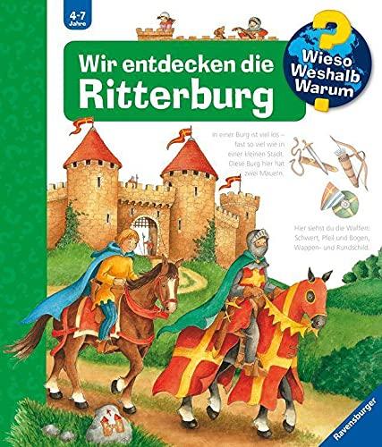 Wieso? Weshalb? Warum? Wir entdecken die Ritterburg (Band 11) (Wieso?...