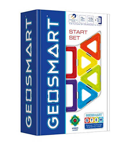 GeoSmart Start Set Magnetic Play 15PCs