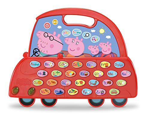 Vtech 80-530604 Peppas Alphabettafel Kleinkindspielzeug, Peppa Wutz,...