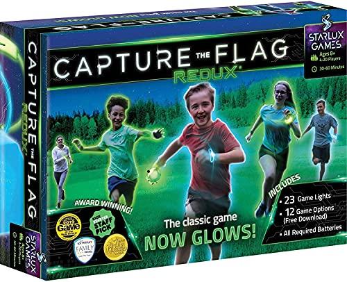 Capture the Flag REDUX: Das Originale, im Dunkeln leuchtende...