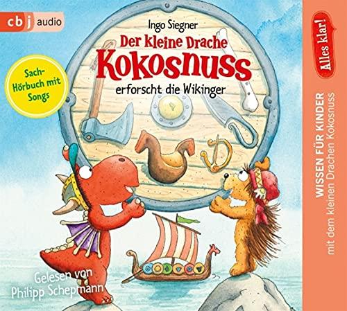 Alles klar! Der kleine Drache Kokosnuss erforscht die Wikinger...