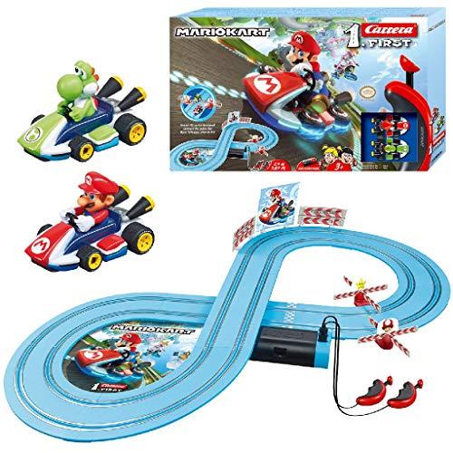 Carrera 20063026 FIRST Nintendo Mario Kart™ Rennstrecken-Set für...