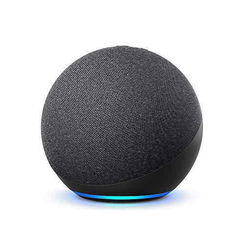 Echo (4. Generation) | Mit herausragendem Klang, Smart Home-Hub und...