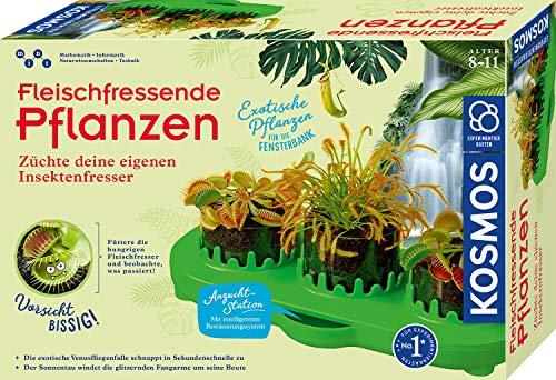 KOSMOS 632137 Fleischfressende Pflanzen,...