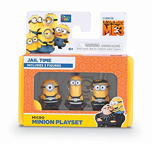MTW Toys 20200 - Spielfiguren Set in Box, Ich - Einfach...