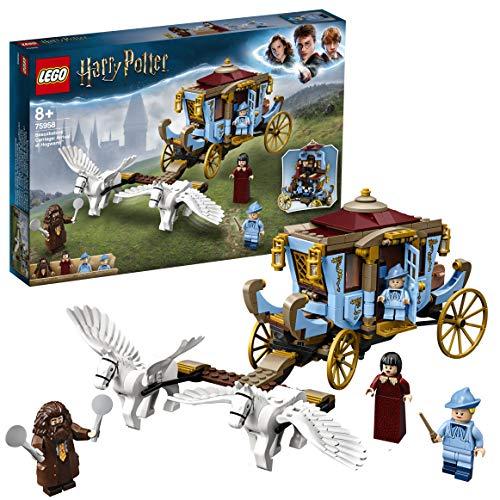 LEGO 75958 Harry Potter Kutsche von Beauxbatons: Ankunft in Hogwarts
