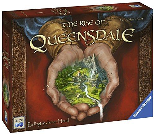 Ravensburger 26903 - The Rise of Queensdale, Strategiespiel für 2-4...