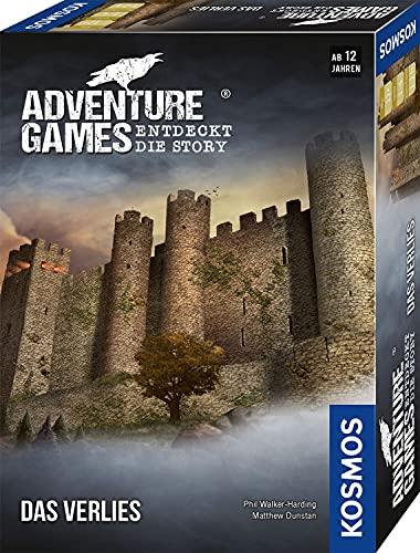 Kosmos 695088 - Adventure Games - Das Verlies. Entdeckt die Story,...