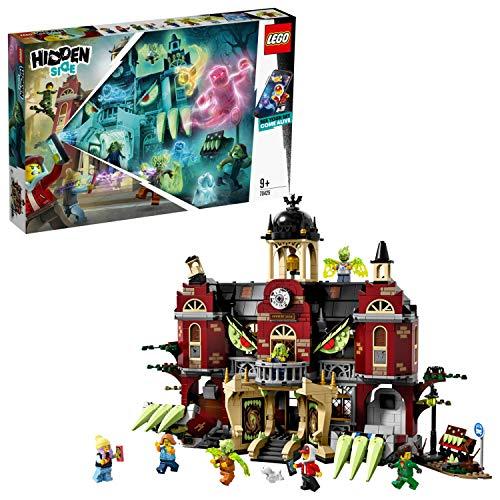 LEGO 70425 Hidden Side Newbury's spukende Schule Kinderspielzeug,...