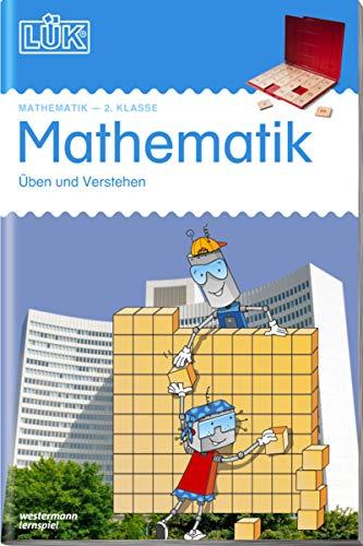 LÜK-Übungshefte: LÜK: 2. Klasse - Mathematik: Üben und verstehen: Mathematik / 2. Klasse - Mathematik:...