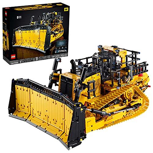 LEGO 42131 Technic Appgesteuerter Cat D11 Bulldozer, Set für...