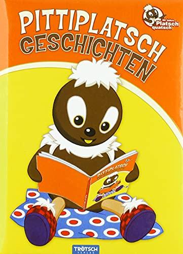 Trötsch Unser Sandmännchen Buch Pittiplatsch Geschichten:...