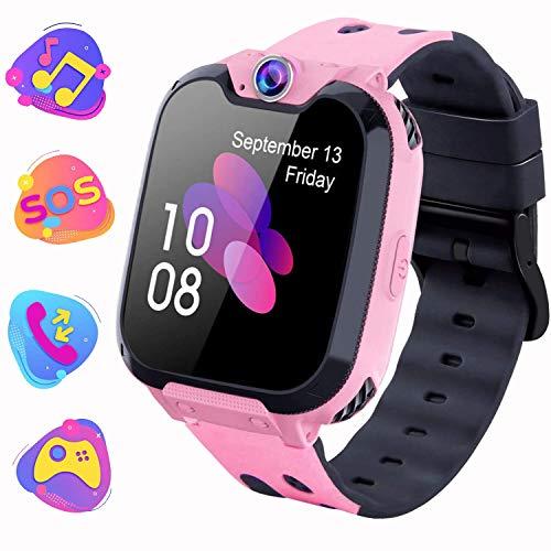 Kinder Smartwatch, Kind Uhr Telefon mit Zwei Wege Gespräch MP3 Kamera...