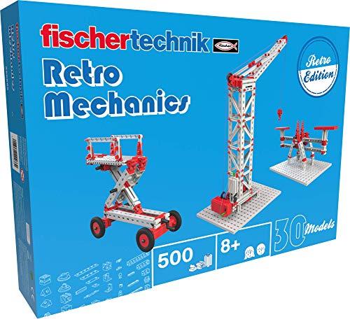 fischertechnik 559885 Profi Modellbaukasten Retro Mechanics-das...