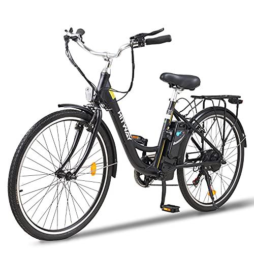 HITWAY 26 Zoll Elektrofahrrad City E-Bike mit 250W Motor...