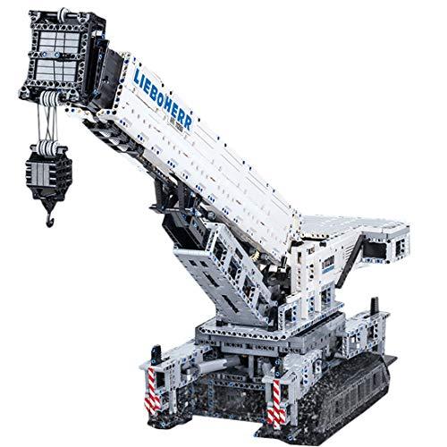 Foxcm Technik Liebherr LTR 11200 Kran, Ferngesteuert Raupenkran mit 12... *