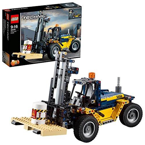 LEGO Technic 42079 Schwerlast-Gabelstapler, Bauset